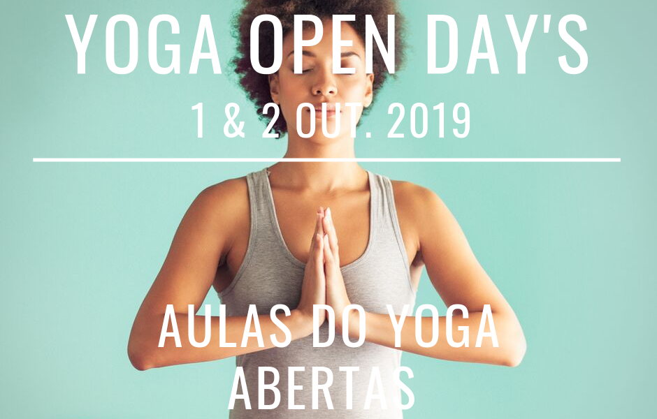 YOGA OPEN DAY'S